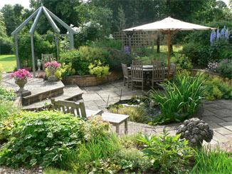 Landscape Garden Features ...